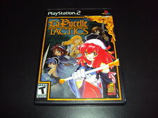 "La Pucelle: Tactics ""Great Condition"" (PlayStation 2) Complete"