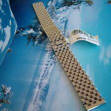 (1) NEW OEM BEDAT & Co GENEVE SWISS A.O.S.E. Watch 14mm BRACELET~Strap Band~$555