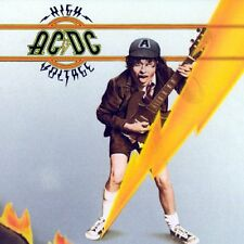 AC/DC - HIGH VOLTAGE: CD ALBUM (2003 REMASTER)