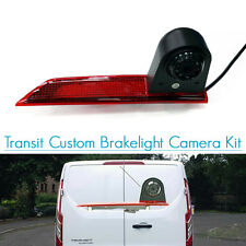 Door Brake Light Rear View Parking Van Reverse Camera For Ford Transit Custom