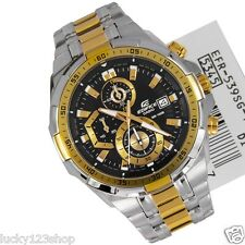 EFR-539SG-1A 100% Genuine Gold Stainless Casio Watch Edifice  Brand-New 100MW