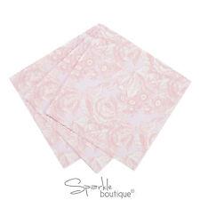 Pink Rose/Floreale Stile Vintage Tovaglioli di carta-Pomeriggio Tea Party-gamma in negozio