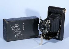 Kodak Model B Vest Pocket Folding Camera * Boxed * Excellent *