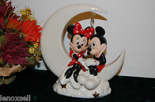 Lenox Over the Moon For Minnie Figurine NEW no Box Disney