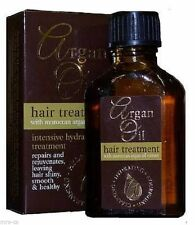 ** ARGAN OIL HAIR TREATMENT WITH MOROCCAN ARGAN OIL EXTRACT HYDRATING NEW** 50ML