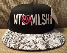 METAL MULISHA SWURVE SNAPBACK SAMPLE CAP HAT *NEW*