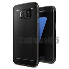 Luxury Hybrid Hard Bumper Soft Rubber Skin Case Cover For Samsung Galaxy Phones