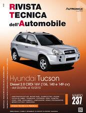 Manuale tecnico di riparazione e manutenzione dell'auto - Hyundai Tucson