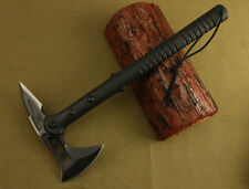 Tactical Survival Field Camping Jungle Outdoor Tool Gear Rescue SOG AX AXE Knife