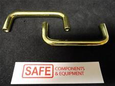 "New Brass Finish 3"" OC Long Draw Pulls  Cabinet Handles Aluminum  F43"