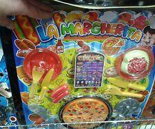 Set cucina pizza margherita kit gioco di qualità giocattolo toy
