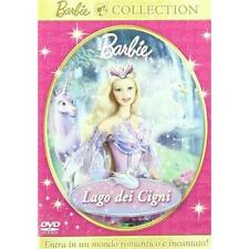 Dvd BARBIE LAGO DEI CIGNI ** All'Interno un Esclusivo Ciondolo di Barbie **