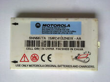 Original MOTOROLA SNN5677A 3,6V LITHIUM ION BATTERY FOR C200 C201 C202
