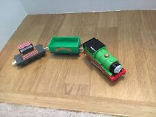 Thomas The Train Motorized Percy And Two Cars
