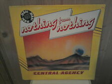 "CENTRAL AGENCY nothing from nothing 12"" MAXI 45T"