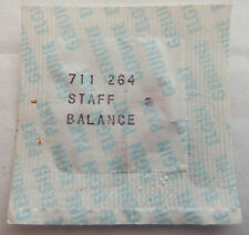 ELGIN CALIBER 711 BALANCE STAFF PART #264 NOS