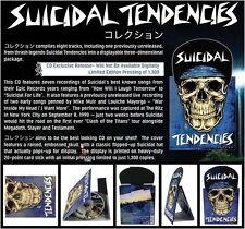 SUICIDAL TENDENCIES - Collection  (Ltd.3D-Digi) DIGI