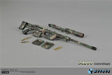 NEW 1/6 M200 sniper rifle camouflage color 1/6 FIGURE