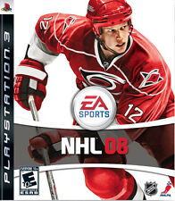 NHL 08 NEW & FACTORY SEALED SONY PS3