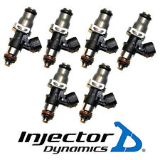 INJECTOR DYNAMICS ID1000cc fuel injectors 14 mm for Toyota Supra 93-98 2JZ-GTE
