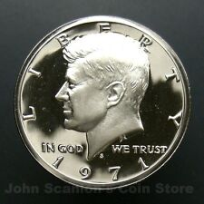 1971-S Kennedy Half Dollar -  Gem Proof U.S. Coin
