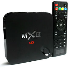 MX3 Droid inteligente Android TV Box 2GB Ram Wifi transmisión de Ethernet Media Player