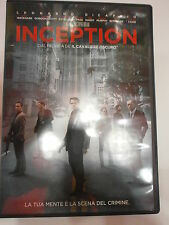 INCEPTION - FILM in DVD -ORIGINALE -visitate il negozio ebay COMPRO FUMETTI SHOP