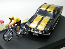 Matchbox DY Diorama Serie DY-16 Mustang schwarz 1v6 M:1:43 Code 2 selten