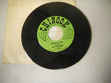 THE WARRIORS  what'll i do / same   CHINOOK  45