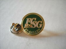 a1 ST GALLEN FC club spilla football calcio fussball pins svizzera switzerland