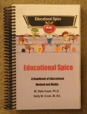 """EDUCATIONAL SPICE"" Handbook of Educational Methods And Media"