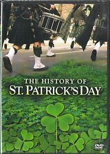 The History of St. Patrick's Day (DVD, 2010)