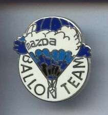 RARE PINS PIN'S ..  BALLON BALLOON AUTO MAZDA CAR   ¤5B