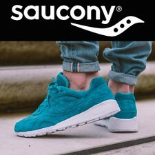 Saucony Men's Shadow 6000 Emerald Sneakers - UK Size 9  ***CLEARANCE BARGAIN***