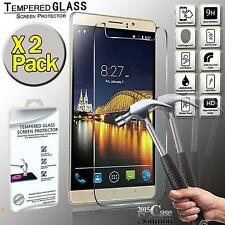 """2 Pack Premium Tempered Glass Screen Protector For XGODY Y10 6"""""""