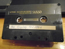 VERY RARE The Crying DEMO CASSETTE TAPE rock UNRELEASED L.A. 1994 Overloaded !