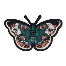 5 Butterfly Applique Embroidery Clothes Patch Decoration Sew On Patches Lace