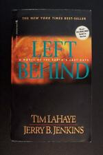 Left Behind by Tim LaHaye Jerry Jenkins Mass Paperback