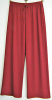 SALOOS  STRETCHY TROUSERS 9 COLOURS SIZES 12 14 16 18 20 22 24