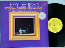Jerry Lee Lewis -Original Golden Hits Vol.1   UK-1969  Sun 6467 002