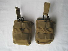 2X LBT Bungee Magazine Rifle Ammunition Pouches Pouch 762 US Navy SEAL NSW