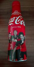 Coca Cola Aluflasche - Euro 2016 France for Belgien 3/4 - Alu Flasche Bottle