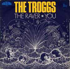 """TROGGS """"THE RAVER"""" ORIG FR 1967 RARE"""