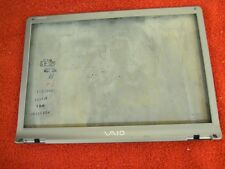 Sony PCG-6D1L VGN-S260 Lid - LCD Back Cover with Bezel (Only) #535-51