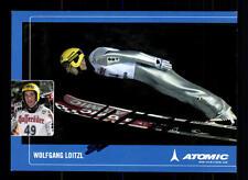 Wolfgang Loitzl Autogrammkarte Original Signiert Skispringen+A 125020