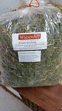 Wiesenhof Kräutermischung 1 kg / Kräuter für Nager / Brennessel Pfefferminze +++