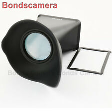 "3"" LCD Screen 2.8x Viewfinder Extender Finder for Nikon 1 J1 J2 J3 V1 V2 camera"