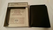 NWT Wilson's Leather Trifold Men's Wallet in Brown