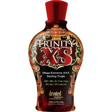 Devoted Creations Trinity XS Tingle Black Bronzer Tanning Lotion - 350ml