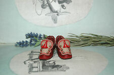 """Beautiful leather shoes for Jumeau Bru Steiner  doll 2 - 1/2"""" (63 mm)"""